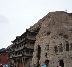 Yungang Caves (Yungang Grottoes)
